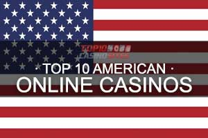 top 10 online casinos usa