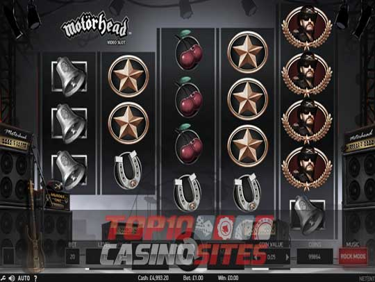 10Bet Casino Screenshot 4