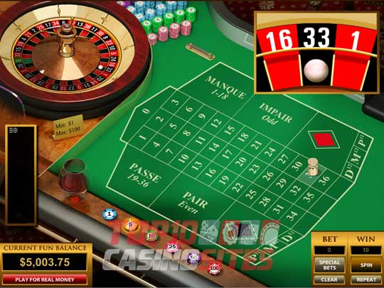 The French Roulette - NetEnt- Rizk Online Casino Deutschland