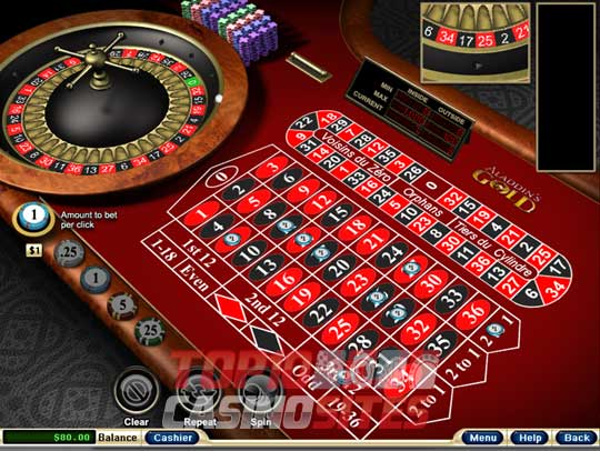 casino roulette play money