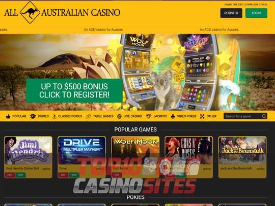 australian online casino paypal casino gratis spielen