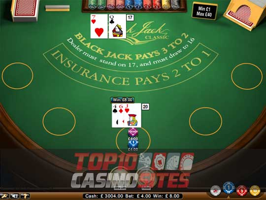 All British Casino Screenshot 2