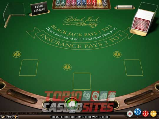 online casino blackjack fast money
