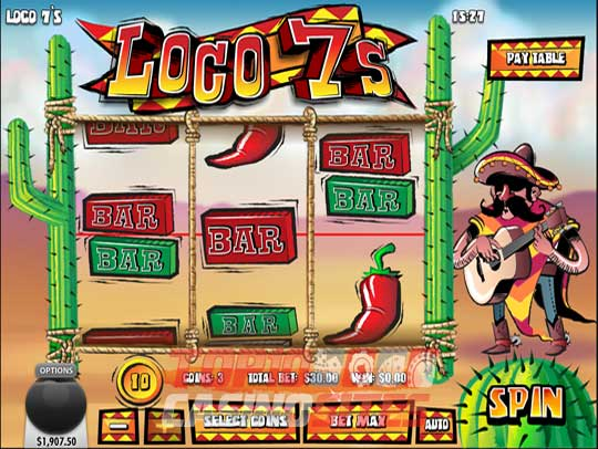 Bovada Casino Slots