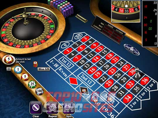 CoolCat Casino Screenshot 3