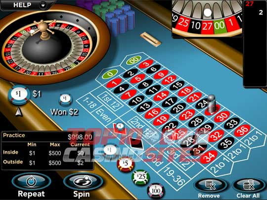 Joe Fortune Casino Screenshot 3