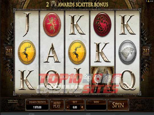 Joe Fortune Casino Screenshot 4