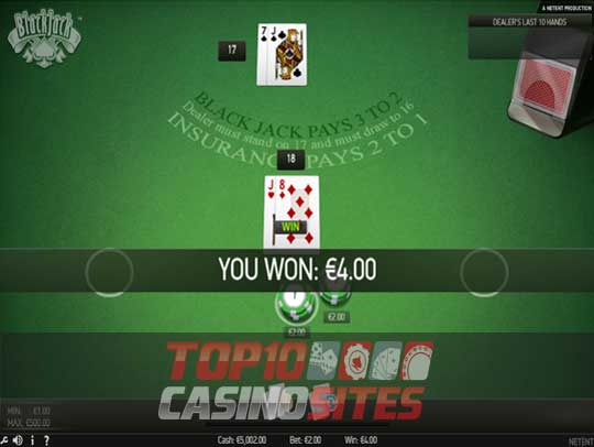 No Bonus Casino Screenshot 2