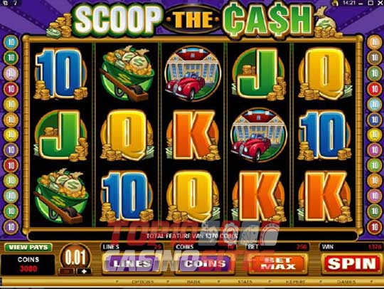 slots machines online fast money