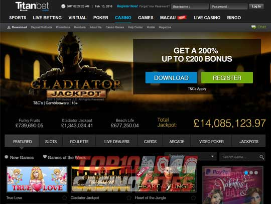 Top Online Casino in UK – Casino.com | Up to £400 Bonus