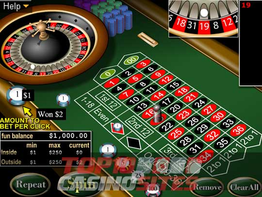 Uptown Aces Casino Screenshot 2