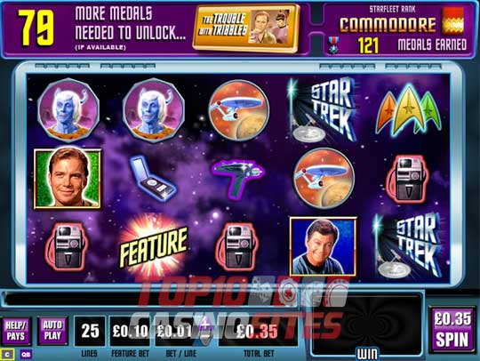 Virgin Casino Screenshot 4