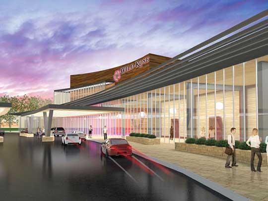 Wild Rose Casino & Resort in Jefferson, Iowa