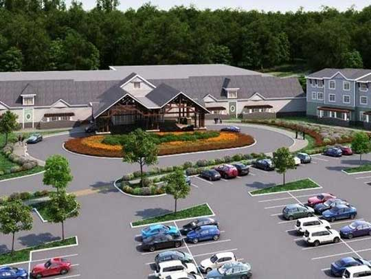 Proposed Twin River Casino, Tiverton Rhode Island