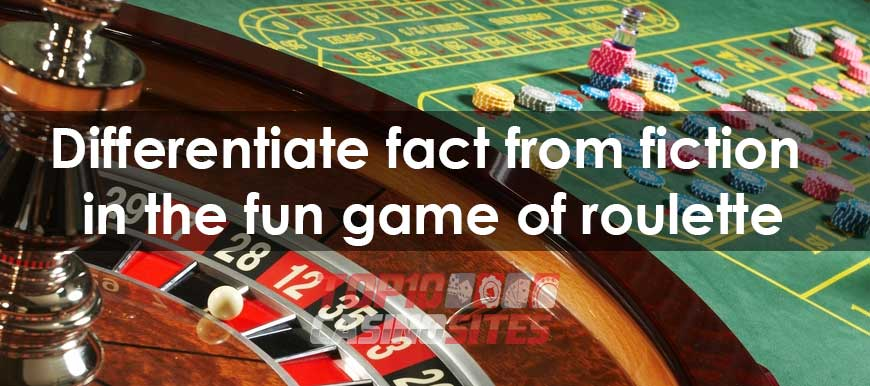 Common Roulette Myths