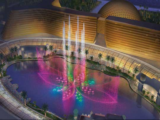 Proposed Okada Manila