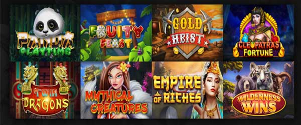 DragonGaming Slots